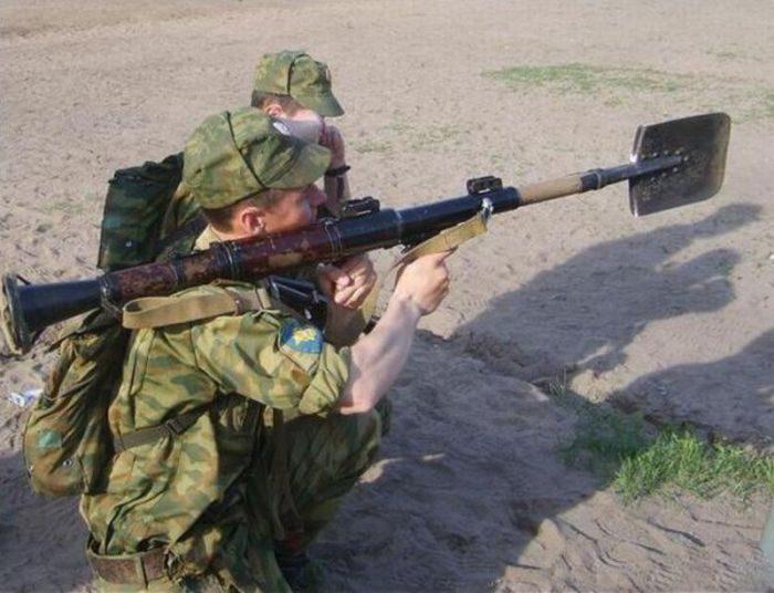Wojsko z przymrużeniem oka #2 30