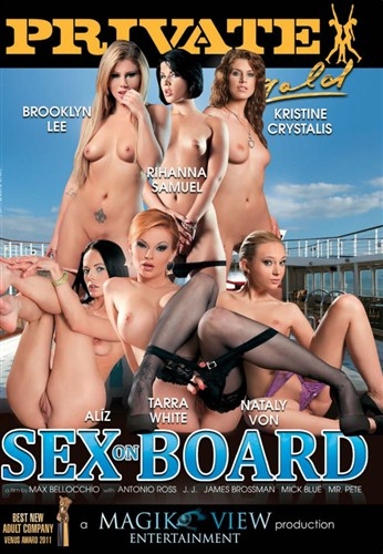 Private Gold 119 - Sex On Board (2012/DVDRip)