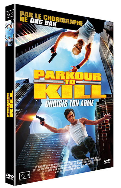 Parkour to kill [FRENCH] [DVDRiP]
