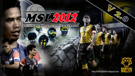 MSL 2012 Patch v2.0 by RaZoR + 2.1 Update