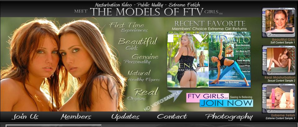 FTVGirls.com HD SiteRip 1080p Jan.2012 Cover
