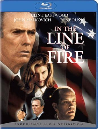 �� ����� ���� / In The Line Of Fire (1993)