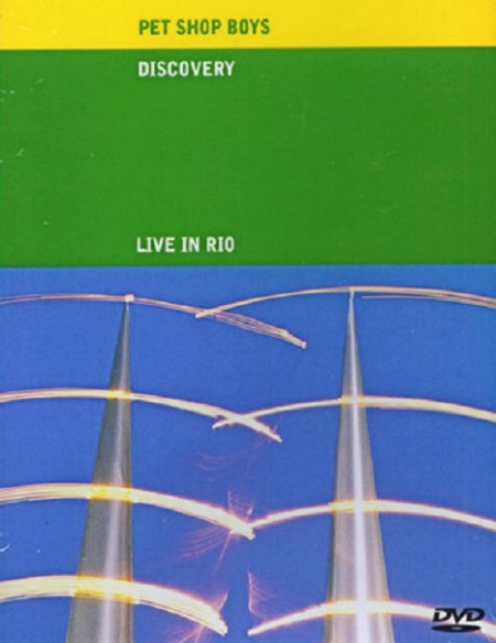 Pet Shop Boys - Discovery - Live In Rio (1994) DVD9