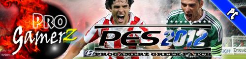 [PES 2012] ProGamerZ FINAL Patch Update v1