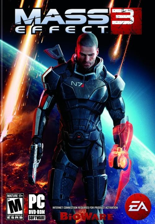 Mass Effect 3  (2012/MULTi2/REPACK/R.G.Mechanics) + SPOLSZCZENIE