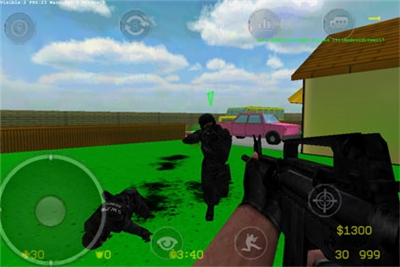 Counter Strike Portable v1.39Р (iPhone/iPod/iPad)