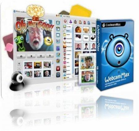 WebcamMax 7.6.1.2 Portable & VideoDecorder