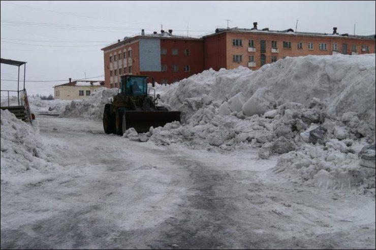 Syberyjska zima 4
