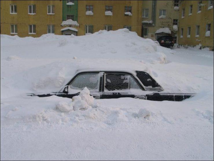 Syberyjska zima 3