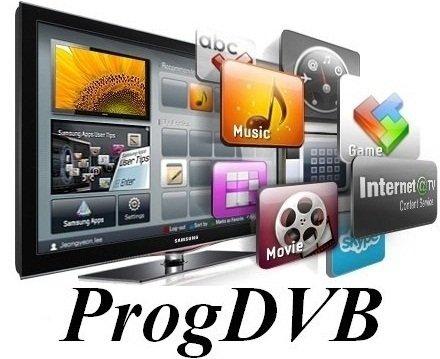 ProgDVB Professional Edition 6.84 Final