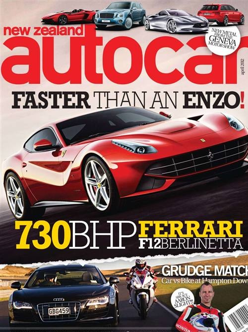 New Zealand Autocar - March (2012)