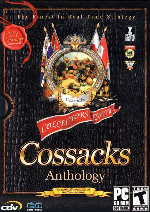 Cossacks Anthology / Kozacy Antologia  (2000-2005/ENG/FULL/GoG)