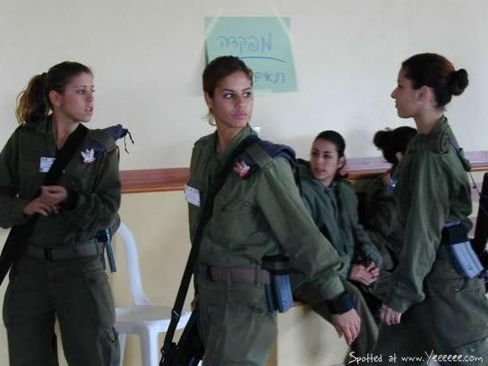 Laski z Izraelskiej armii 19