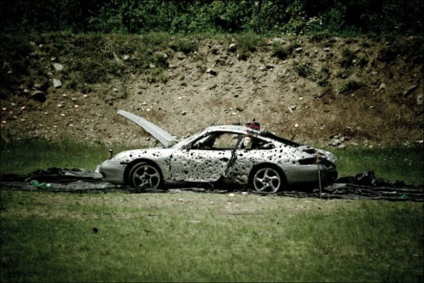 Zemsta właściciela Porsche 14
