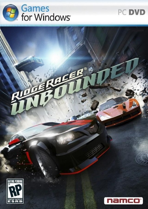 Ridge Racer Unbounded (2012//MULTi6/REPACK/ R.G. Repackers)