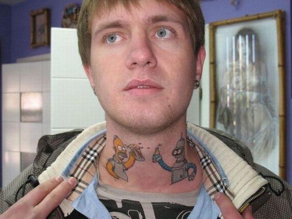 Najgłupsze tatuaże #3 18
