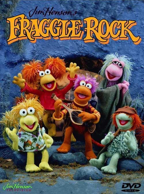 Fraglesy / Fraggle Rock (1983) PL.DUB.DVDRip.XviD *DUBBING PL*