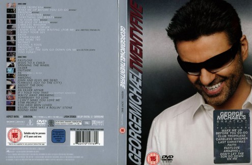 George Michael - Twenty Five (2006) 2xDVD9