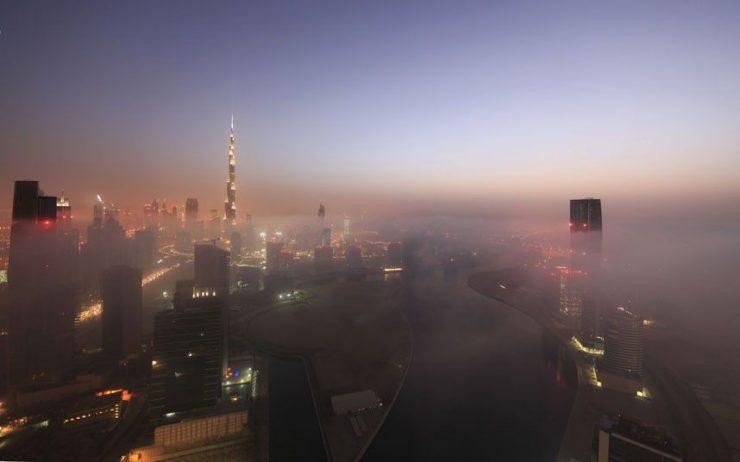 Dubaj we mgle 12
