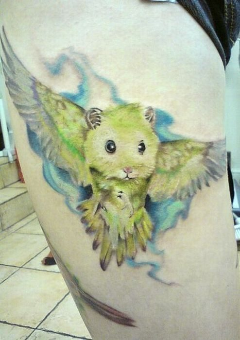 Najgłupsze tatuaże #3 4
