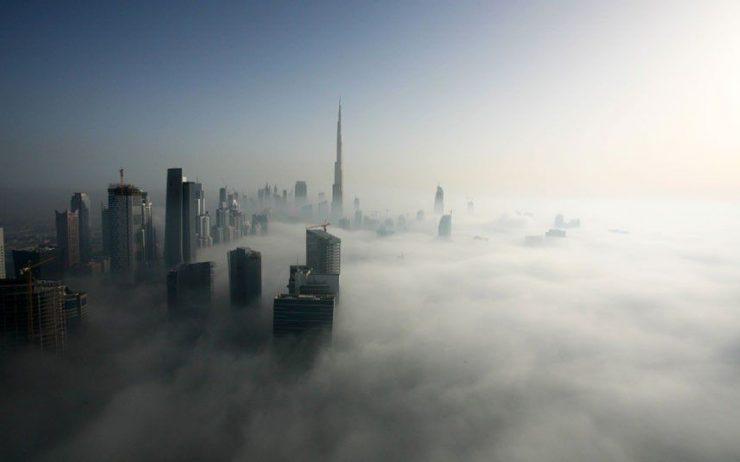 Dubaj we mgle 8
