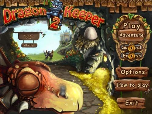 Dragon Keeper 2 (2012) v1.0-TE