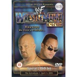 Xzsdiyks in WWe Wrestlemania 17 2001 Xvid