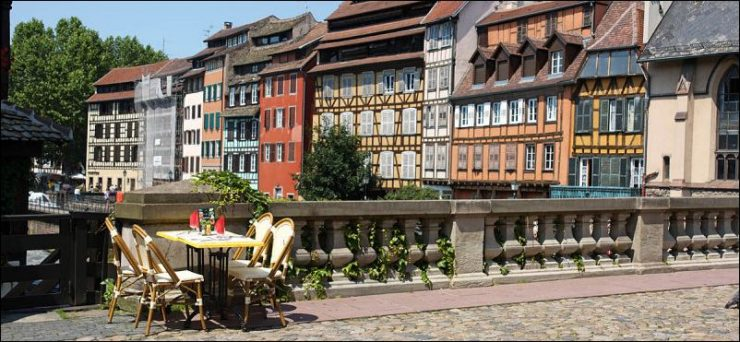 Miasta świata - Colmar [Francja] 36