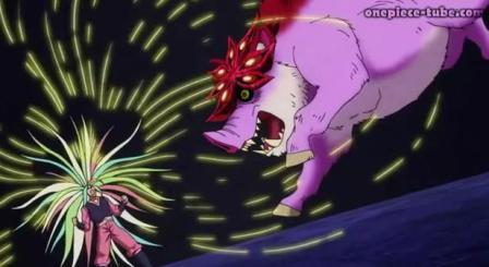 542: Toriko x One Piece Special 2 - Team Entstehung! Rettet Chopper! (Special) Kjzsei7n