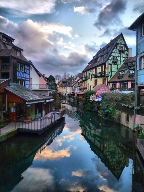 Miasta świata - Colmar [Francja] 31