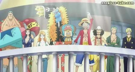 542: Toriko x One Piece Special 2 - Team Entstehung! Rettet Chopper! (Special) Wjzesdyj