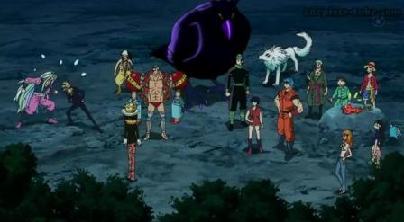 542: Toriko x One Piece Special 2 - Team Entstehung! Rettet Chopper! (Special) X88ok7gk