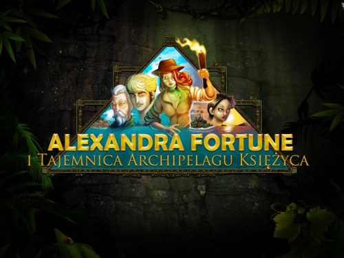 Alexandra Fortune I Tajemnica Archipelagu Ksi�yca / Alexandra Fortune - Mystery of the Lunar Archipelago (2011) PL.WINCHESTER