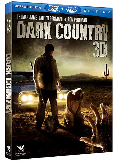 Dark Country 3D Half Sbs - 1080p Mkv - (2009)
