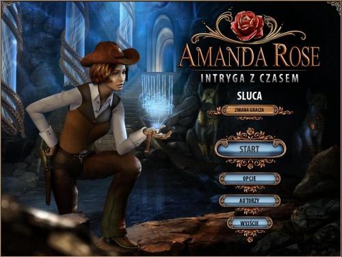 Amanda Rose: Intryga Z Czasem (2011) PL.WINCHESTER