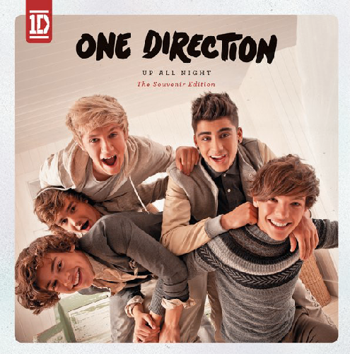One Direction – Up All Night (The Souvenir Edition) (2012)