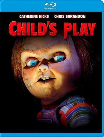 ������� ���� / Child�s Play (1988) HDRip + BDRip-AVC(720p) + BDRip 720p + BDRip 1080p + REMUX