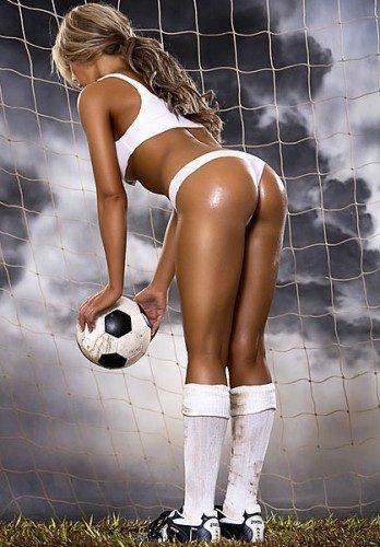 Seksowne Piłkarki 12