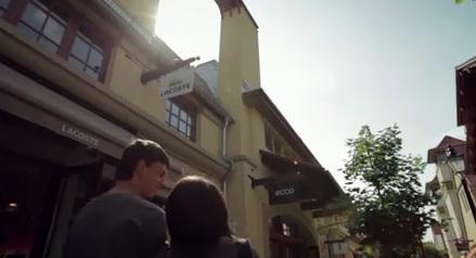 Einkaufen im Wertheim Village