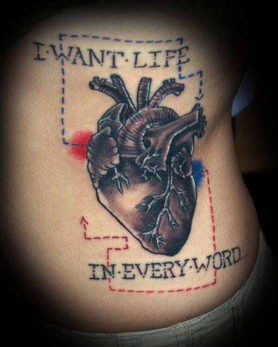 Oryginalne tatuaże #3 80