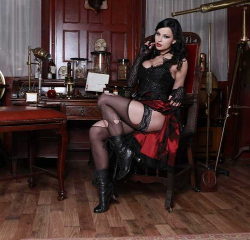 Abbie Cat - Dr. Jekyll & Mister Hung - Brazzers / Pornstarslikeitbig (2012/HD/1080p)