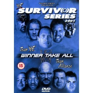 K3eczna2 in WWe Survivor Series 2001 Xvid MeB