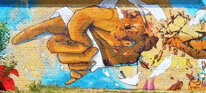 Rosyjskie graffiti 26