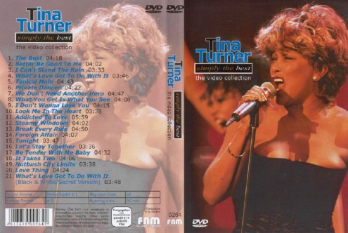 Tina Turner - Simply The Best (1991) DVD5