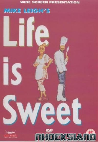 Life Is Sweet (1990) 720p BluRay x264 AC3 - UNVEiL