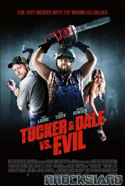 Tucker And Dale vs Evil (2010) BRRip XviD AC3 - DMT