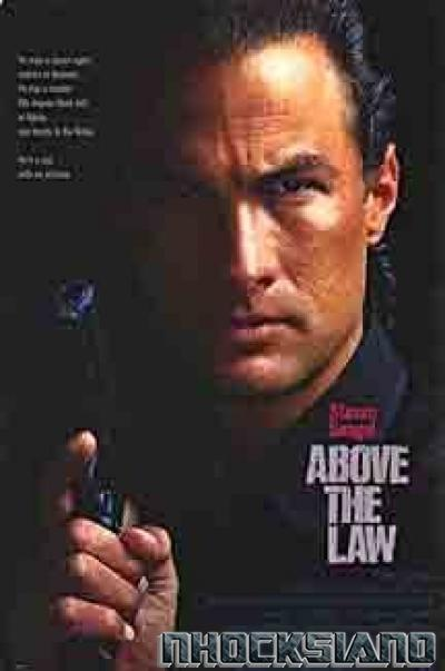 Above the Law (1988) iNTERNAL DVDRip XviD - 8BaLLRiPS