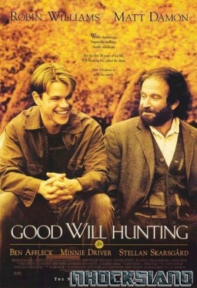 Good Will Hunting (1997) 720p BRRip H264 AC3 - CODY
