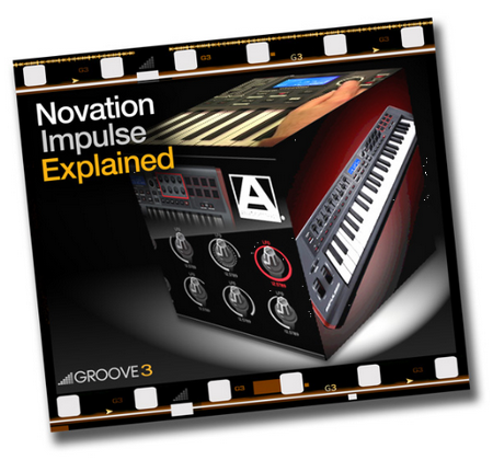 Groove3 Novation Impulse Explained TUTORiAL-SONiTUS