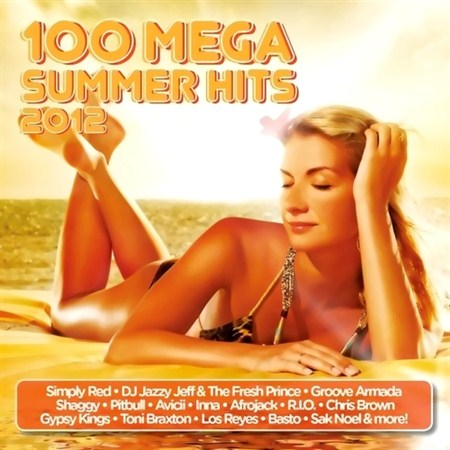 100 Mega Summer Hits (2012)